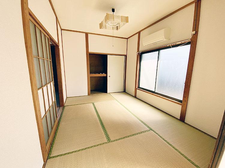 和室6畳(居間)