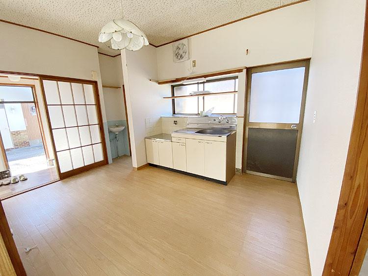 DK6畳(キッチン)